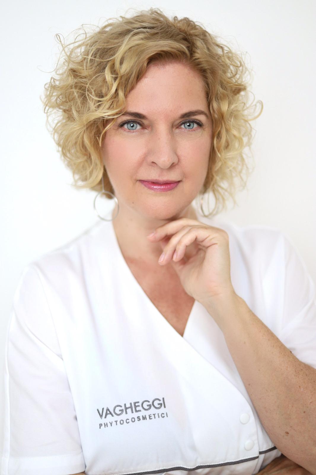 Nagy Krisztina mesterkozmetikus - Vagheggi specialista